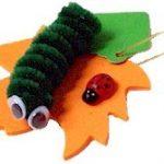 Fuzzy Caterpillar SWAPs