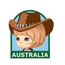 Girl Scout Australia Fun Patch