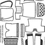 Bible Friends clothing outlines