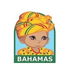 Girl Scout Bahamas Fun Patch