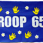 Daisy Troop Banner