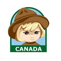 Girl Scout Canada Fun Patch