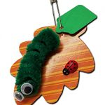 Girl Scout Caterpillar SWAP Kit