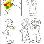 Daisy Coloring Page | Learning the Promise