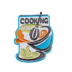 Cooking fun Patch