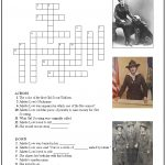 Juliette Low Crossword Puzzle