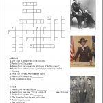 Juliette Low Crossword Puzzle
