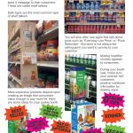 Customer Insights Junior Badge Trip to the Supermarket