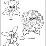 Daisy Flower Puppet Printable