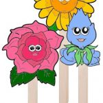 Flower Friends Puppets
