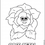 Girl Scout Daisy Rose Petal — Rosie the Rose