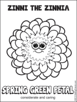 Daisy Petals Coloring Pages MakingFriendsMakingFriends