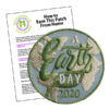 Girl Scout Earth Day 2020 Patch