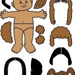 Tan Body with Hair