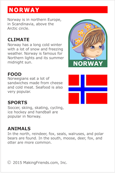 Facts about Norway - MakingFriendsMakingFriends Man Thinking Png