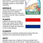 Facts about Holland