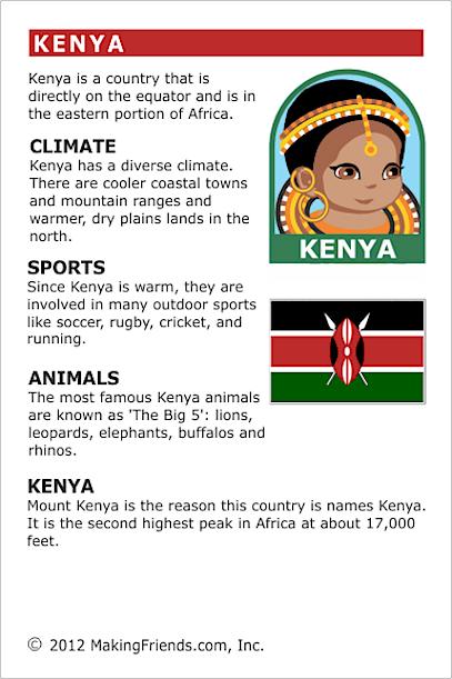 facts about kenya   makingfriendsmakingfriends
