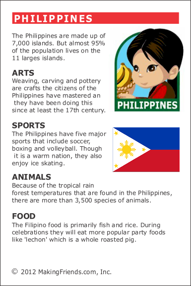 facts about philippines   makingfriendsmakingfriends