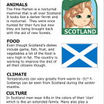 Facts about Scotland
