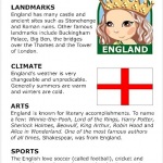 Facts about England