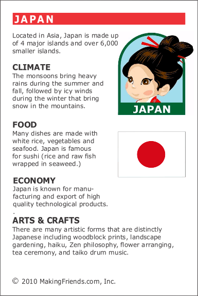 Facts About Japan 26