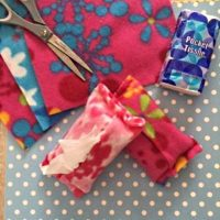Girl Scout Patch Program Sewing Project