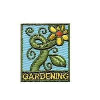 Gardening patch