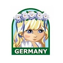 Girl Scout Germany Fun Patch