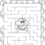 Daisy Magenta Petal Maze