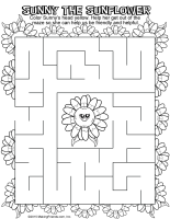 daisy honest and fair coloring pages - yellow daisy petal friendly and helpful archives