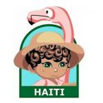 Girl Scout Haiti Fun Patch