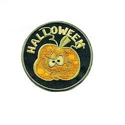 girl scout halloween fun patch