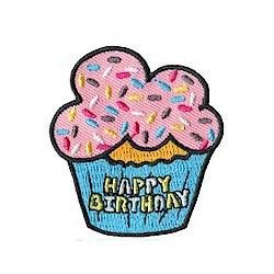 Happy Birthday Fun Patch