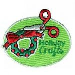 Holiday Crafts Fun Patch