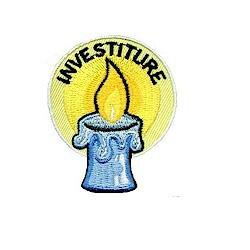 Investiture Patch - MakingFriends