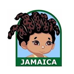 Girl Scout Jamaica Fun Patch
