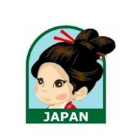 Girl Scout Japan Fun Patch
