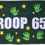 Junior Troop Banner