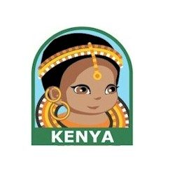 Girl Scout Kenya Fun Patch
