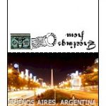 Mini Postcards | Argentina