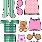 Pajama Friends in color