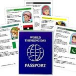 International Fact Cards