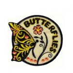 Butterflies Fun Patch