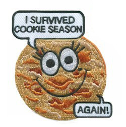 I survived cookie season fun patch