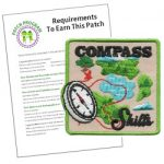Compass Skills Fun Patch