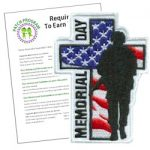 Memorial Day Patch Program