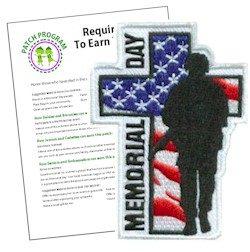 Memorial Day Patch Program®