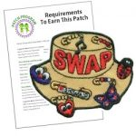 SWAP Hat Fun Patch