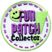 Patch Collector Fun Patch