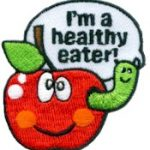 I'm a Healthy Eater Patch